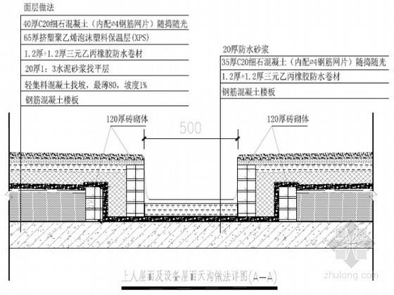 [河北]超高层商业楼屋面工程施工方案