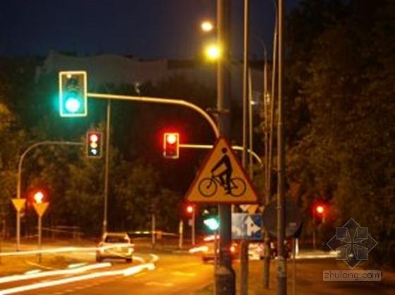 [浙江]景观道路交通安全设施招标图纸(69  张)