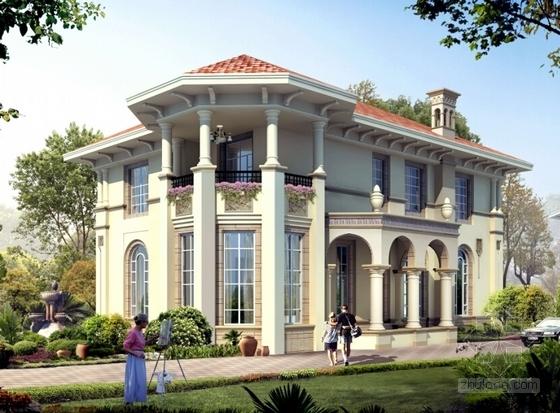 想回老家盖房子?新农村自建房及高档别墅图纸你值得拥有!_4