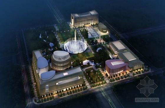 [山西]经济技术开发区中心区规划建设方案文本(4个地块)