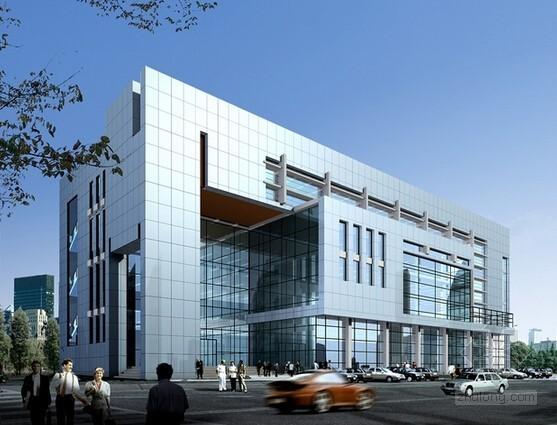 [毕业设计]办公楼建筑安装工程投标书(商务标 技术标124页)