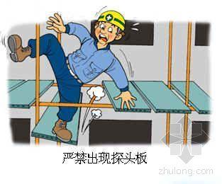 北京某高层住宅楼群安全防护专项施工方案
