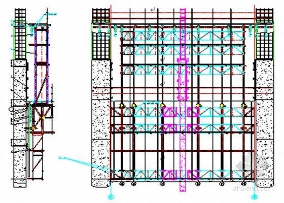 [海南]超高层商业广场液压爬模综合施工技术总结