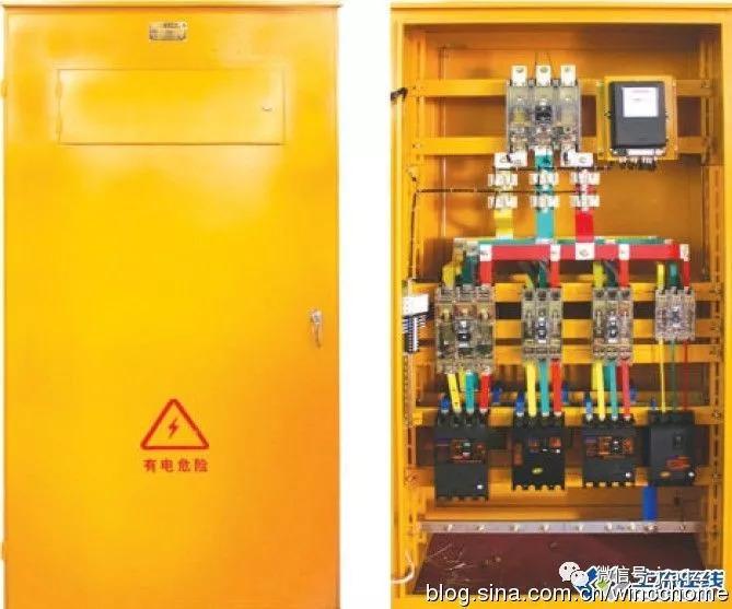 施工现场临时用电配电箱(柜)配置资料