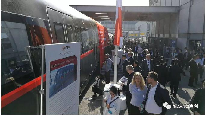 中国中车:新一代碳纤维地铁车辆全球发布!_9