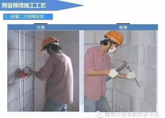 建筑电气预留预埋施工流程_15