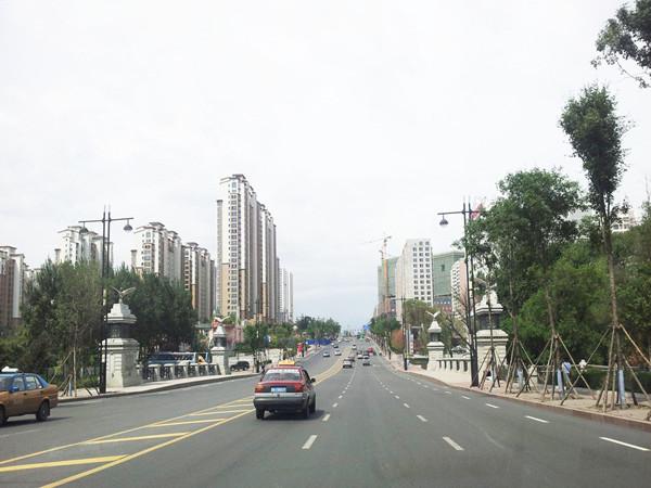 城市主干路施工图设计说明