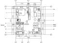 [贵州]全套小户型公寓样板间室内施工图(含效果图)
