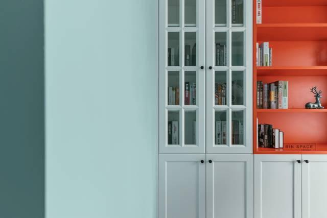 简约、文艺的美式住宅设计案例!_13