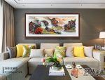 客厅画什么好,大气又美观的山水画