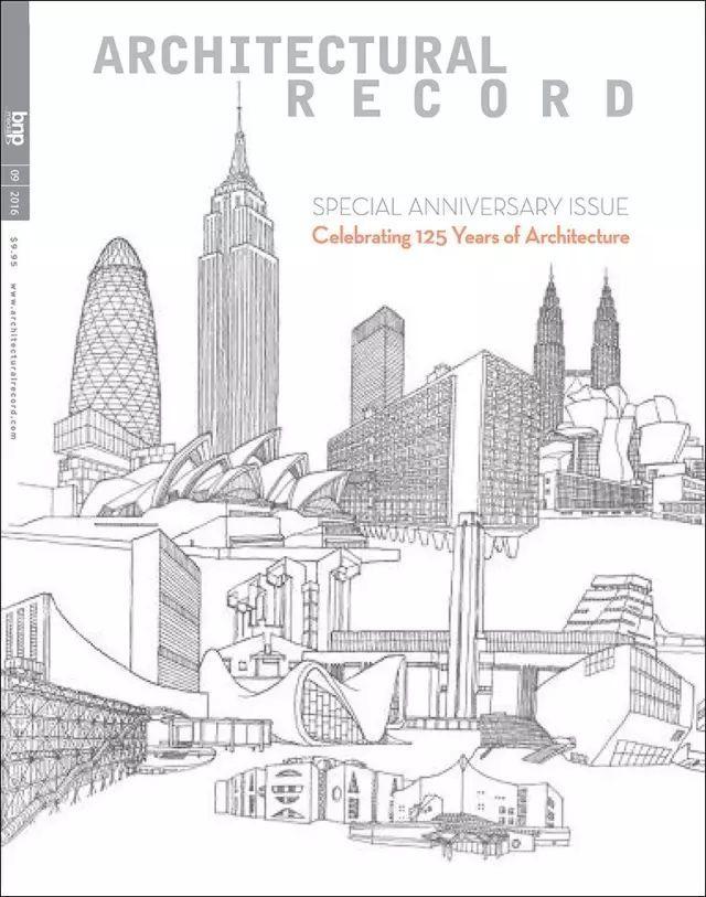 125年来最重要的125座建筑,中国独占6座!