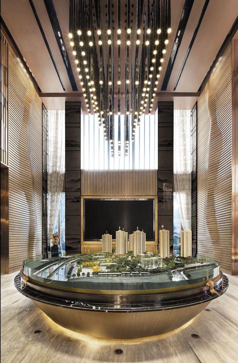 650平米依山而建销售中心设计,很惊艳!_4