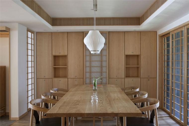 简单自然的中式风格住宅室内实景图 (10)