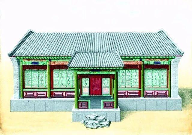 另一个视角:外国人画笔下的中式古典建筑_16