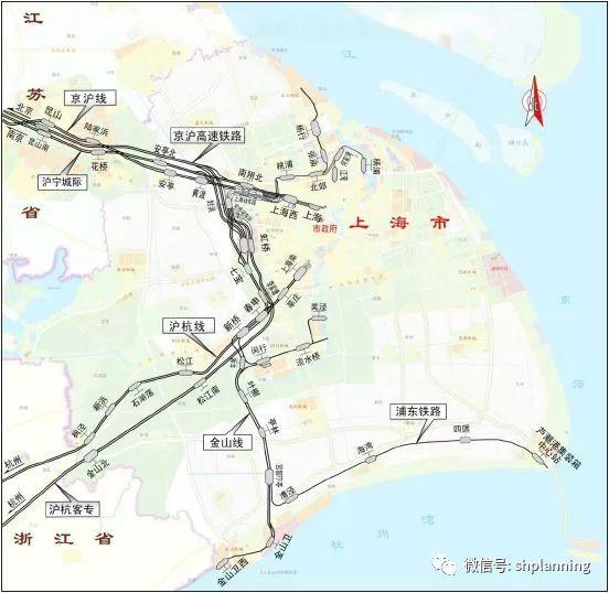 上海大都市圈轨道交通详解:城轨互连!通勤高铁、铁路密布_3