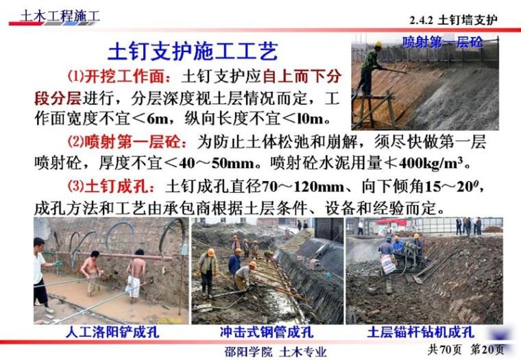 边坡支护工程施工与基坑的支护、降水_14