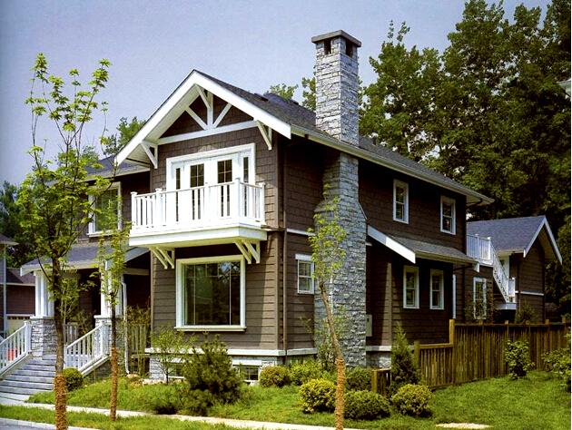 房地产公司别墅景观设计培训讲义(案例分析)