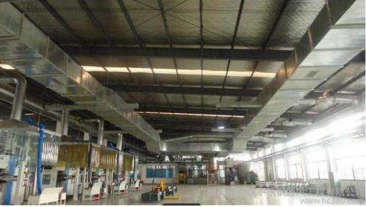 通风空调系统施工工艺流程