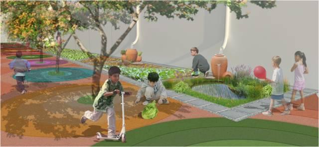 ELA生态景观奖|认知和体验快乐的环境设计:玉溪第二幼儿园校园改
