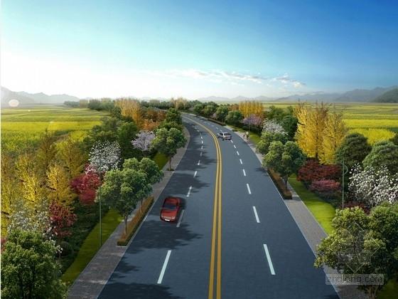 [杭州]自然生态景观廊道规划设计方案