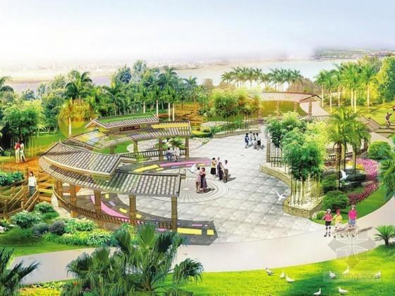 [广州]湿地公园建设工程监理大纲133页(园林绿化、体育设施等)
