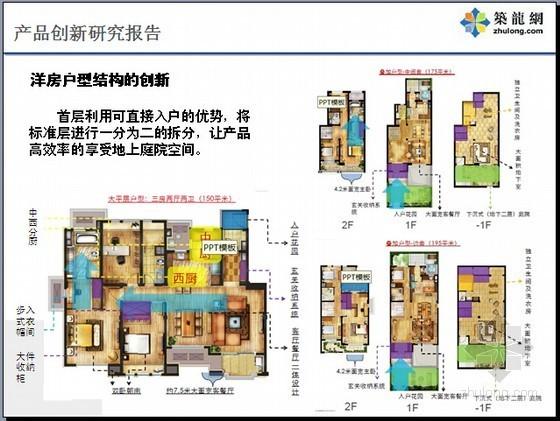 [知名地产]房地产产品创新研究报告(图文并茂 50页)