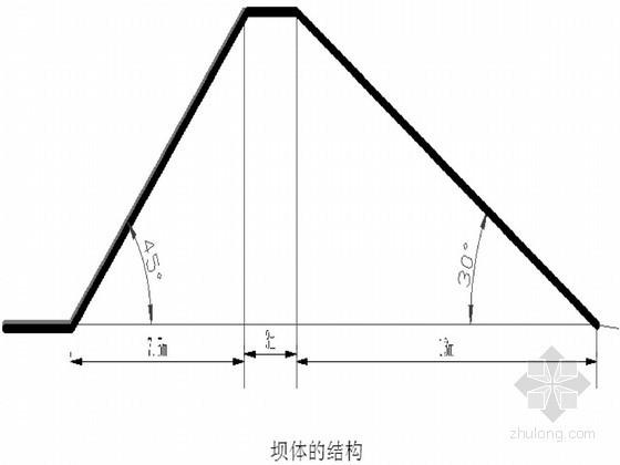 [新疆]选矿厂尾矿库选址及坝体结构初步设计