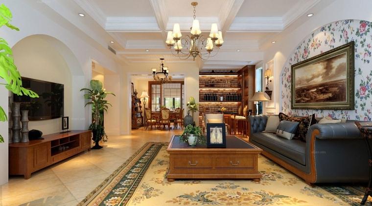 家庭装修之电视墙与沙发的距离多少合适