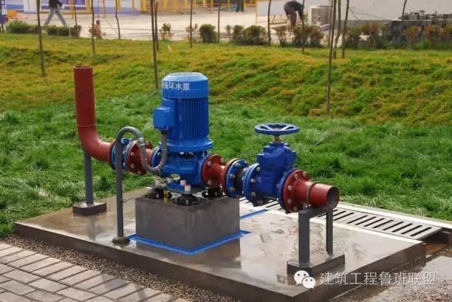 做一个标准化的泵房!