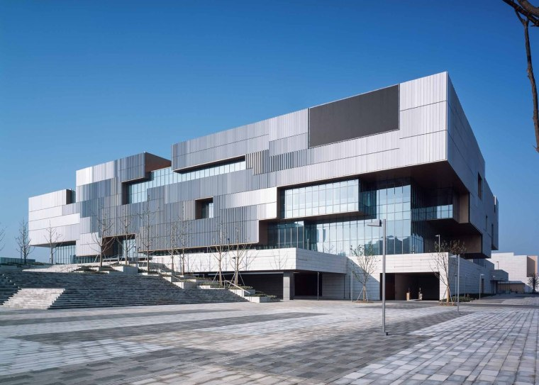 苏州科技城SND文化运动中心
