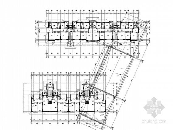 [山东]9万平工业园区综合经济园给排水消防施工图