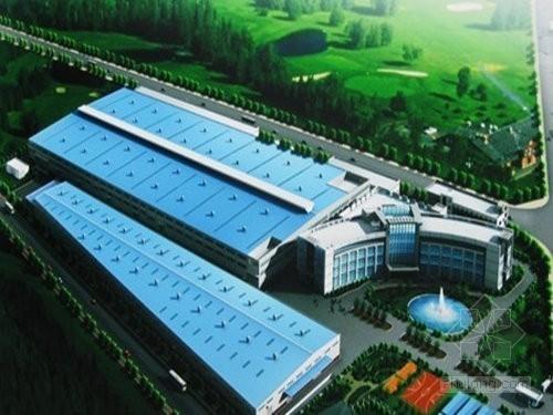 [云南]工厂综合建设工程监理大纲(办公楼、车间、宿舍)