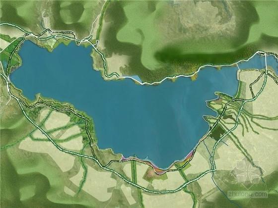 [昆明]风景名胜区滨湖生态带景观概念规划