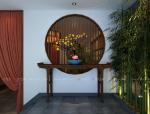 沈阳品筑设计_葫芦岛私人会所设计效果图