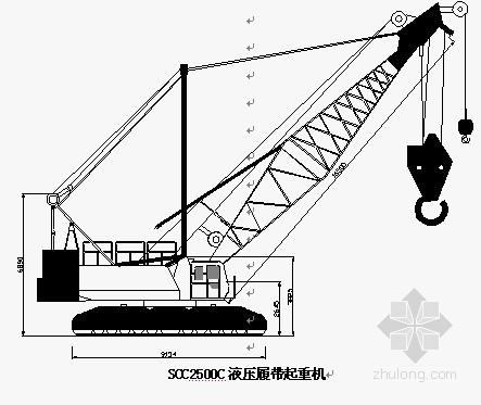 [江苏]地下连续墙钢筋笼吊装施工方案