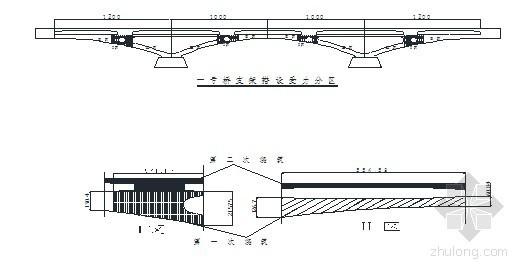 [江苏]桥梁满堂支架粉喷桩基础处理施工方案