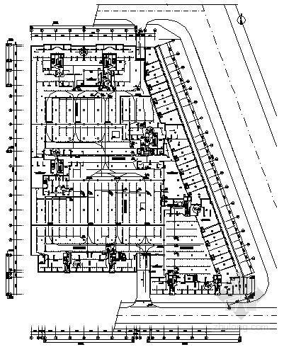 [湖南]某大型住宅区地下室全套电气施工图纸