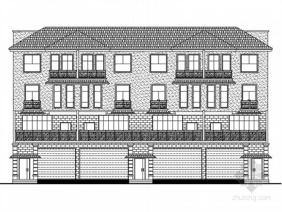 [云南]现代风格住宅区规划设计方案施工图(含485个图纸)