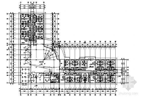 成都某四层宾馆电气设计