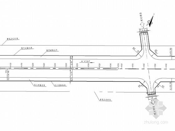 [四川]城市主干路改造工程全套施工图设计228张(道排 交通 电力)