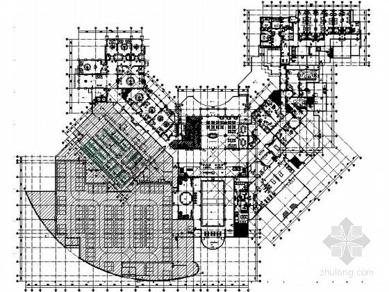 [张家港]名师设计原创高档奢华五星级会所酒店室内装修图(含效果)