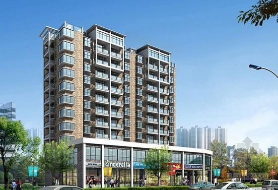 [毕业设计]商住楼施工项目管理实施规划方案(1.7万字)