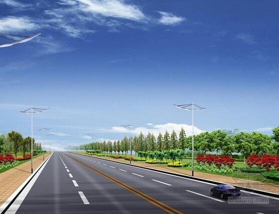 [河南]驾照考试基地道路建设工程量清单编制实例(13版清单规范)