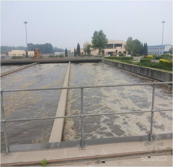 [北京]再生水厂除臭工程施工组织设计