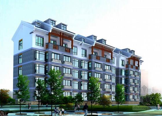 2015年2月大型住宅项目建设工程投标文件(含工程量清单 施工合同)