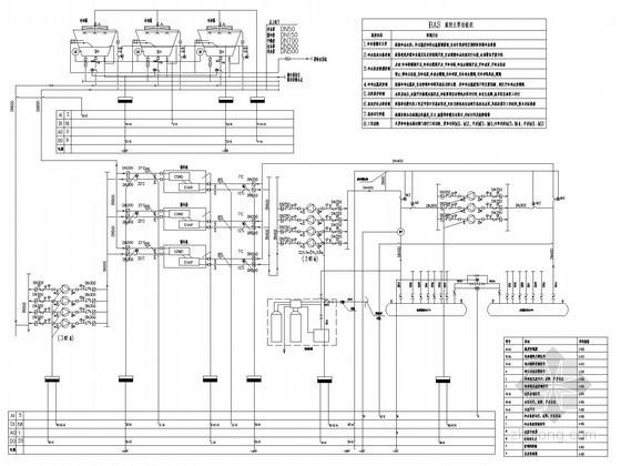 [成都]2013年大型办公室楼弱电系统施工图纸
