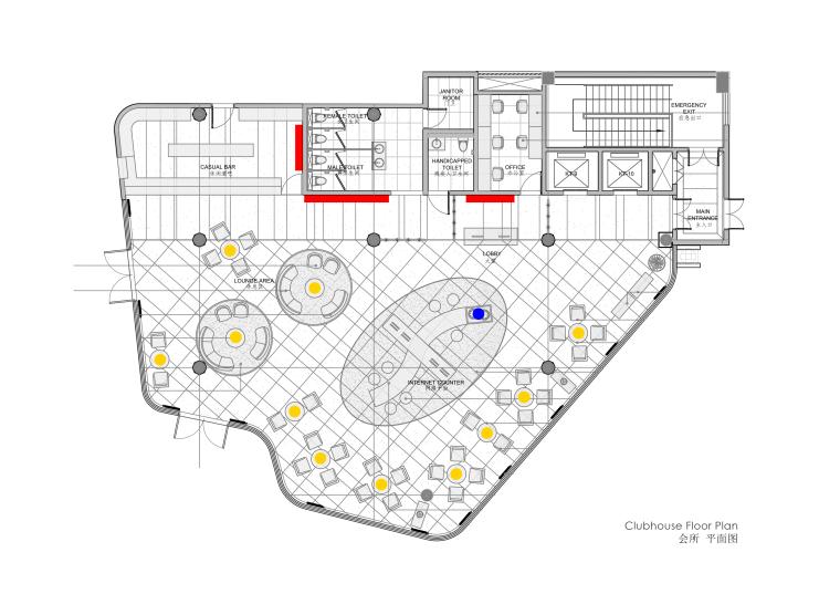[新加坡WOW]海南三亚山海天万豪公寓二期深化施工图+效果图(JPG、CAD)
