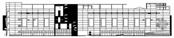 某四层建材家居商场建筑施工图