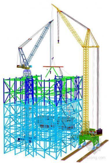 霍林河某电厂锅炉施工方案