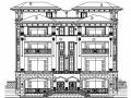 [浙江义乌城]某四层别墅建筑结构施工图